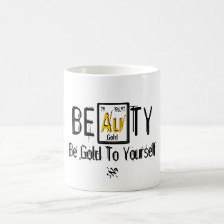 Caneca De Café Beleza (o senhor mesmo seja o ouro)