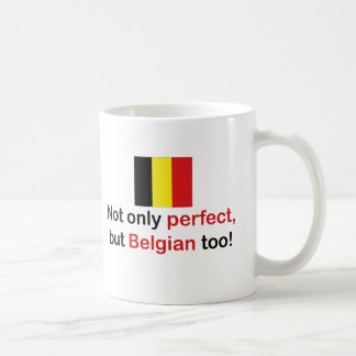 Caneca De Café Belga perfeito