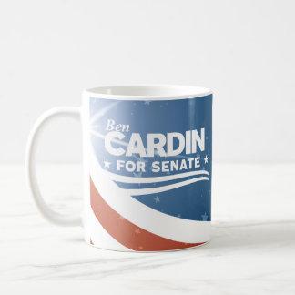 Caneca De Café Ben Cardin