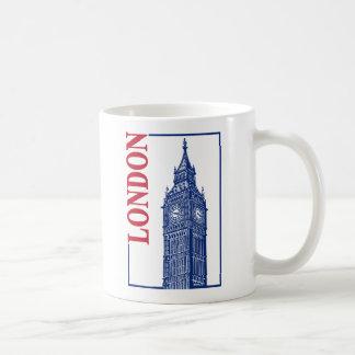 Caneca De Café Ben Londres-Grande