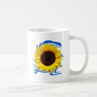 Caneca De Café benevolência das Sun-luzes