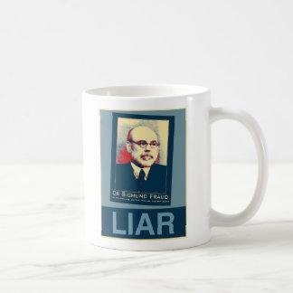 Caneca De Café Bernanke - fraude de Sigmund