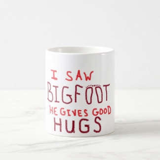 Caneca De Café bigfoot