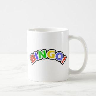 Caneca De Café Bingo