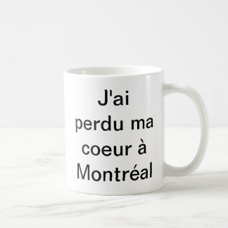 Caneca De Café Biodome Montreal