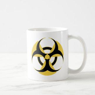 Caneca De Café Biohazard radioativo