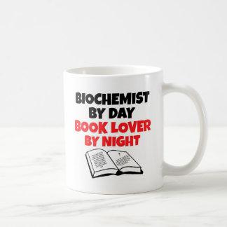 Caneca De Café Bioquímico do amante de livro