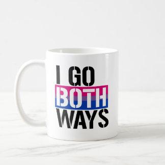 Caneca De Café Bisexuality - eu vou s bidirectivo - direitos de