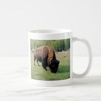 Caneca De Café Bisonte em Yellowstone