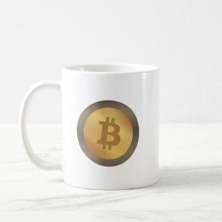 Caneca De Café Bitcoin (BTC)
