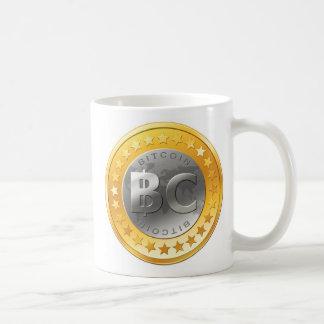 Caneca De Café Bitcoinmania