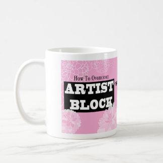 Caneca De Café Bloco dos artistas