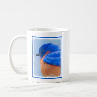Caneca De Café Bluebird