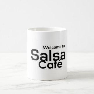 Caneca De Café Boa vinda à salsa Café