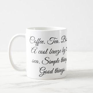 Caneca De Café Boas coisas