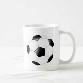 Caneca De Café Bola de futebol