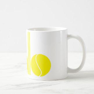 Caneca De Café Bolas de tênis
