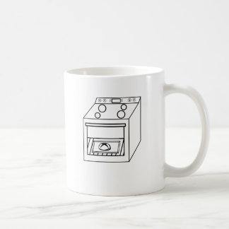 Caneca De Café bolo no forno, bebê engraçado na mamã grávida da