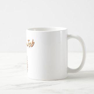 Caneca De Café Bom trabalho