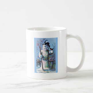 Caneca De Café Boneco de neve -