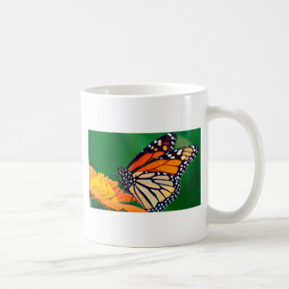 Caneca De Café Borboleta de monarca bonita