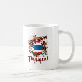 Caneca De Café Borboleta Tailândia
