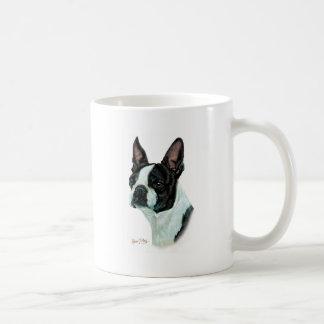 Caneca De Café Boston Terrier
