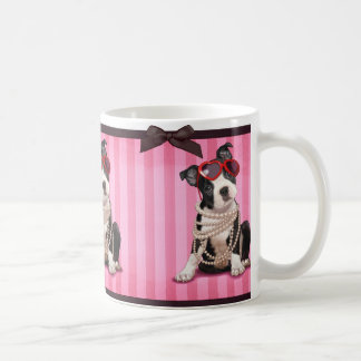 Caneca De Café Boston Terrier