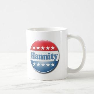Caneca De Café Botão de Hannity