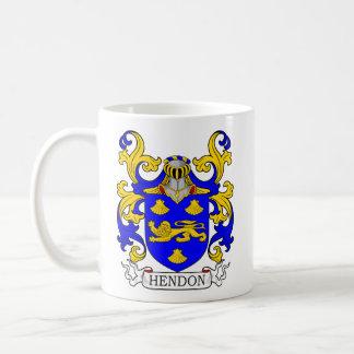 Caneca De Café Brasão de Hendon