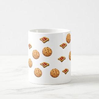 Caneca De Café Brinde e biscoitos
