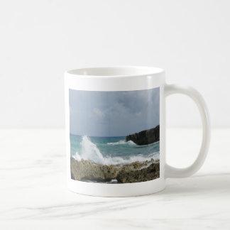 Caneca De Café Brisa de mar dos âmbares