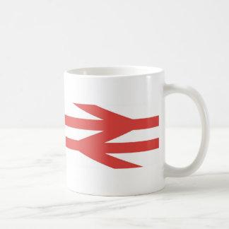 Caneca De Café British Rail & Sealink agridem