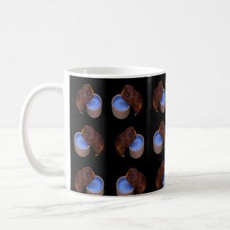 Caneca De Café Brown_Thirsty_Guinea_Pig, _Coffee_Mug
