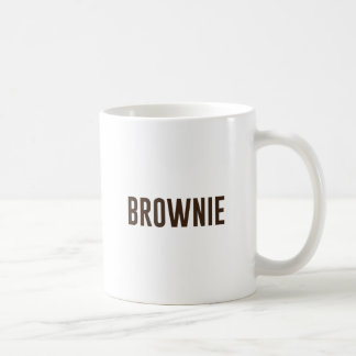 Caneca De Café Brownie