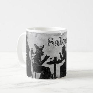 Caneca De Café Bruxas de Salem que stewing e que fabricam cerveja