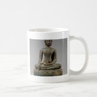 Caneca De Café Buddha - Tailândia assentados