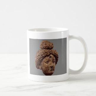 Caneca De Café Cabeça de um Buddha ou de um Bodhisattva