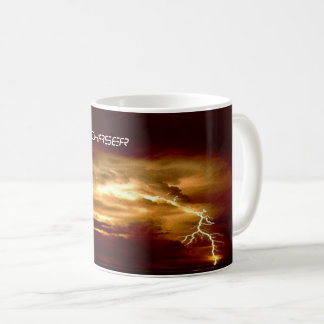 Caneca De Café Caçador da tempestade