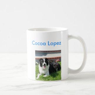 Caneca De Café Cacau López,