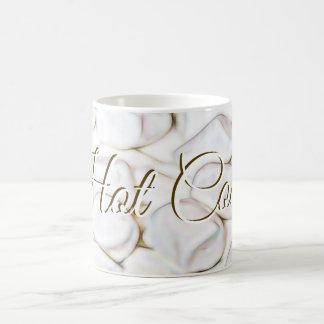 Caneca De Café Cacau que quente um conceito da arte por Glitch2