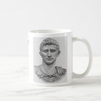 Caneca De Café Caesar Augustus
