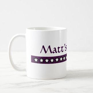 Caneca De Café Café feito sob encomenda de Matt