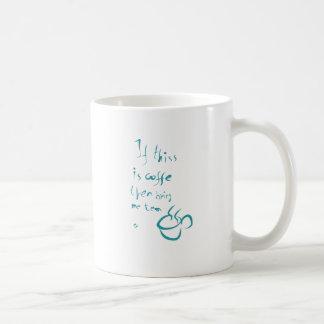 Caneca De Café Café ou chá