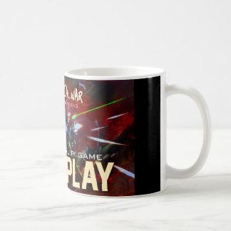 Caneca De Café Café para o Gamer dedicado