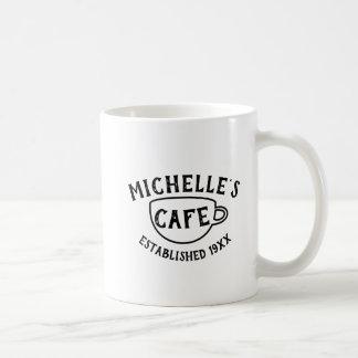 Caneca De Café Café personalizado