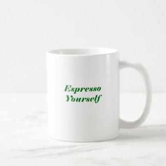 Caneca De Café Café você mesmo
