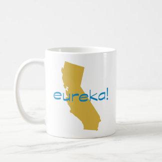 Caneca De Café Califórnia EUREKA