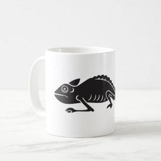 Caneca De Café camaleão simples