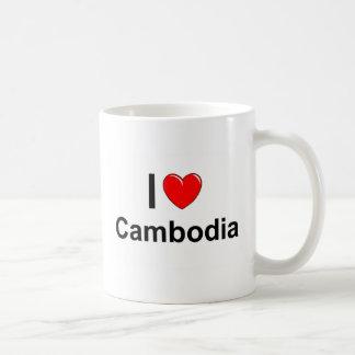 Caneca De Café Cambodia